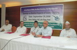 Former Health Secretary to the Government of Bangladesh, addressing at a seminar on 'Medical Aspects of Islamic Fasting', jointly organized by the Bangladesh College of General Practitioners and The Institute of Hazrat Mohammad (SAW), on the holy month of Ramadan.